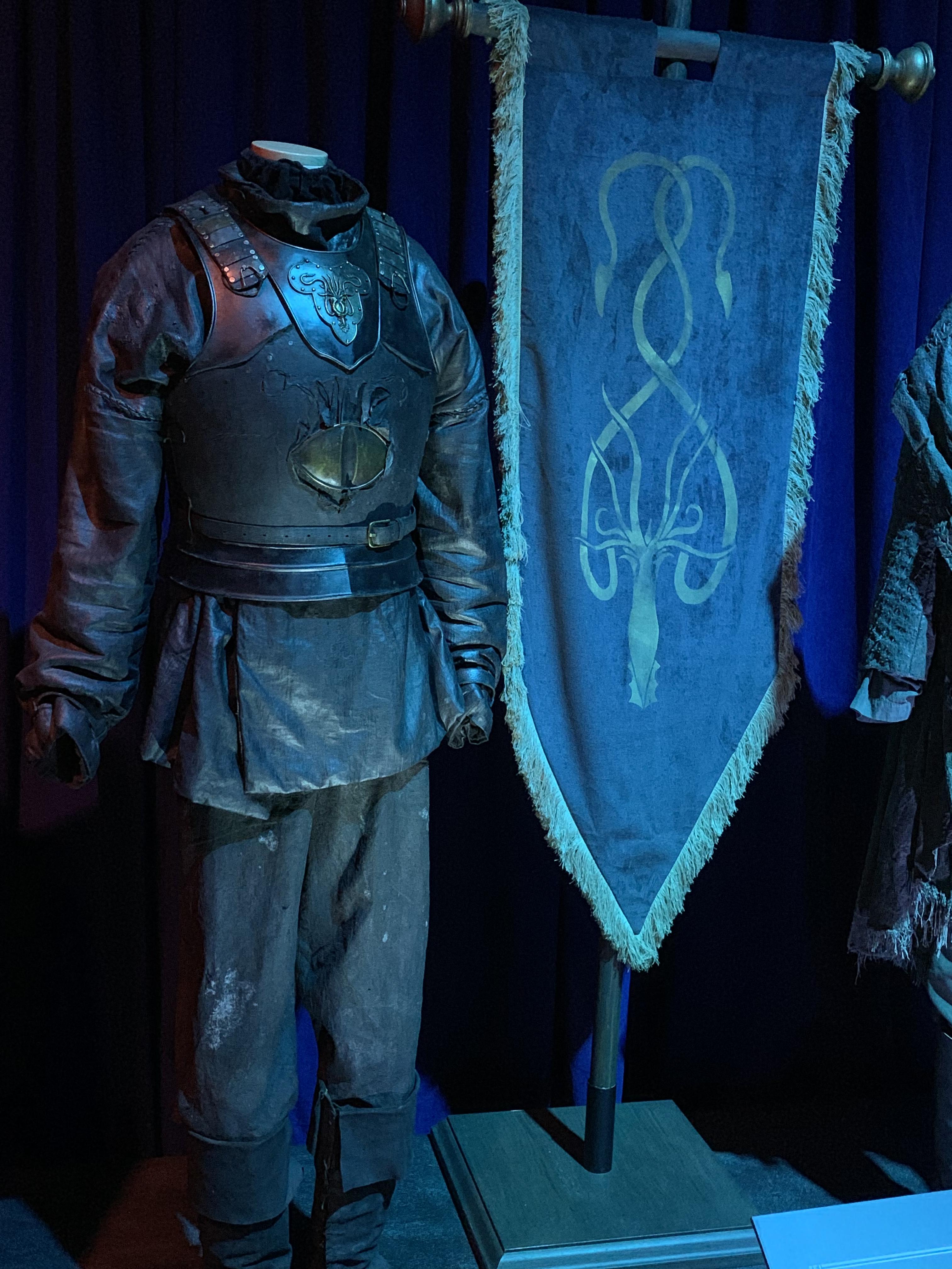 Theon Greyjoy's Armour