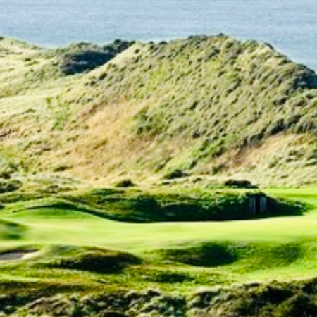 Dunluce Links, at Royal Portrush Golf Course